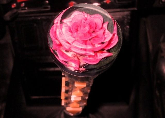 Роза как украшение