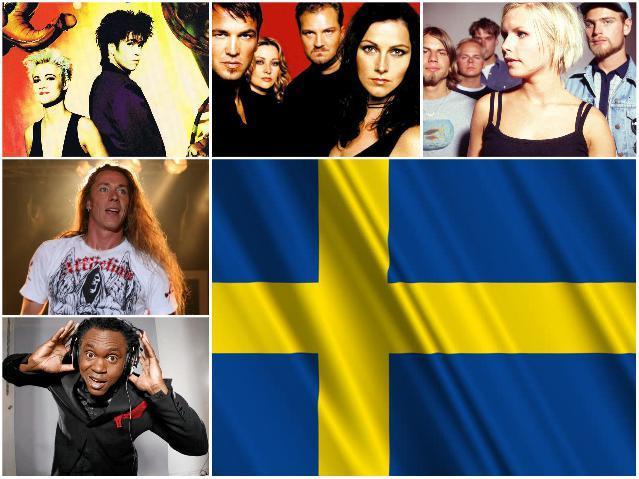Шведские группы 90-х