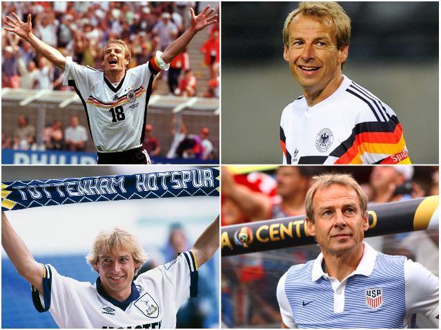 Клинсман - лучший немецкий футболист