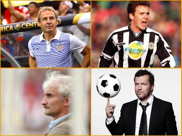 Лучшие футболисты Германии