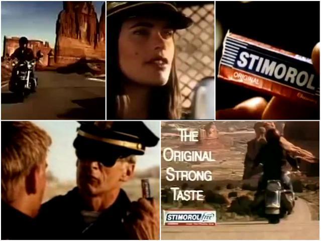 Реклама Стиморол