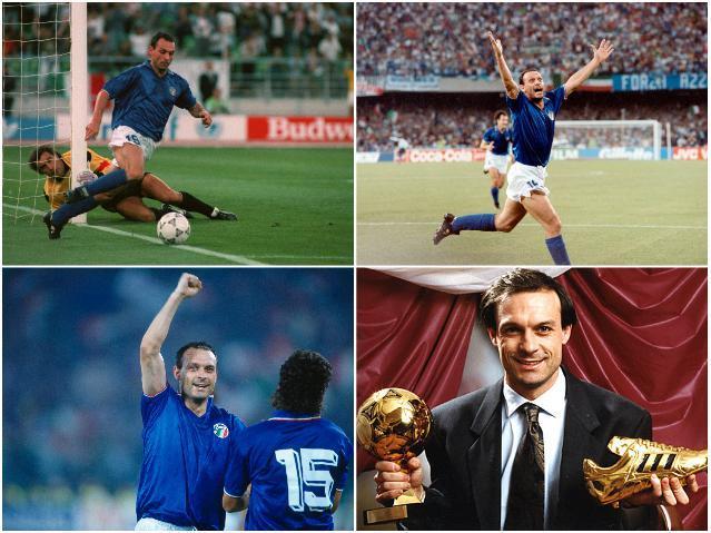 Звезды сборной Италии - Скиллачи