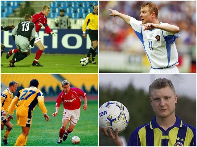 Лучшие футболисты России - Бесчастных