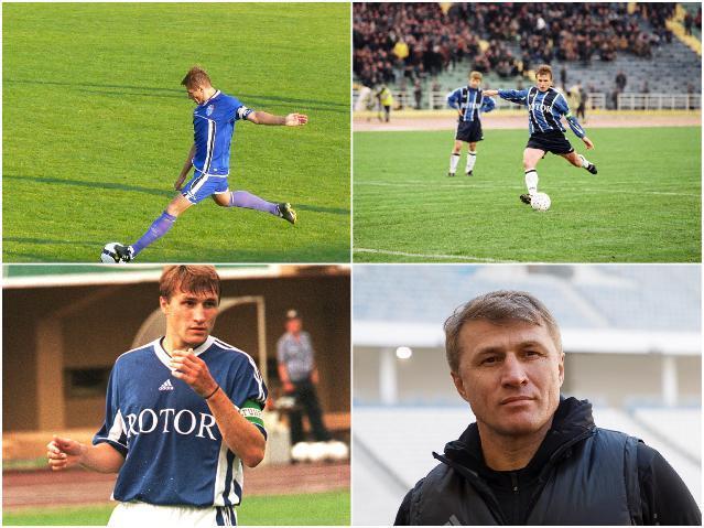 Лучшие футболисты России - Веретенников