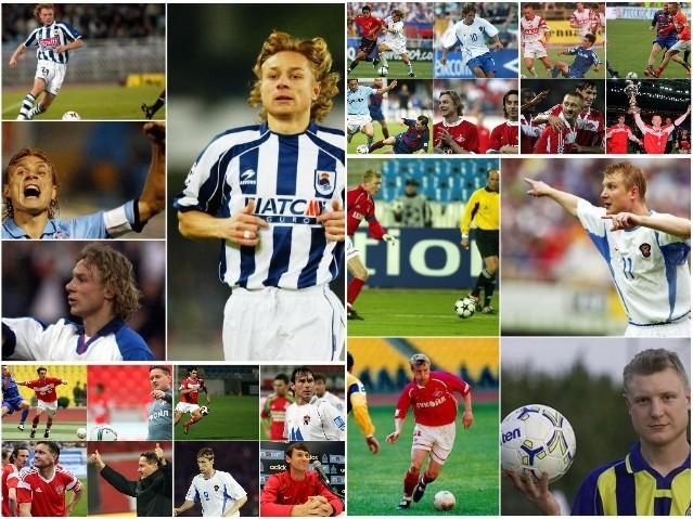 Лучшие футболисты России