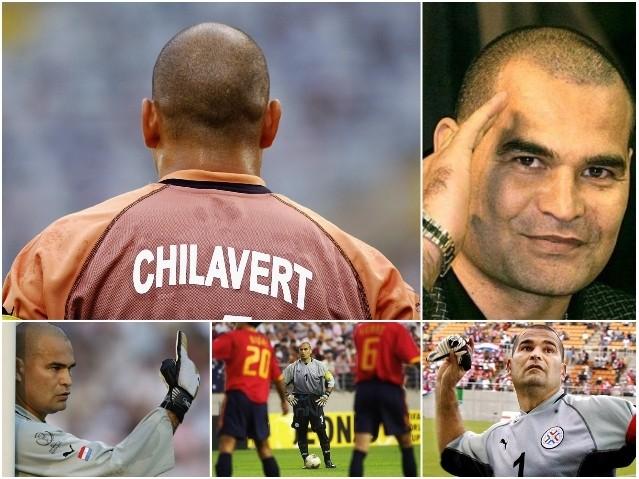 Легенда парагвайского футбола