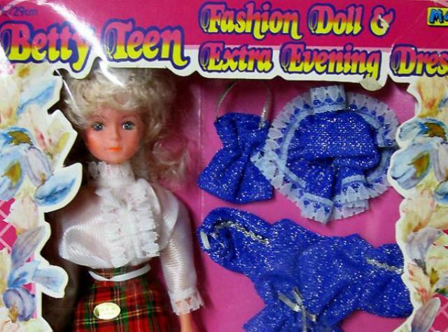Лучшие куклы - Betty