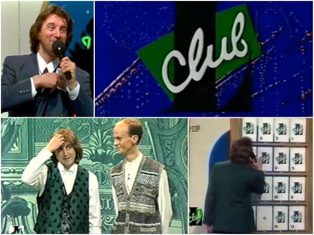 Телепередача l-club