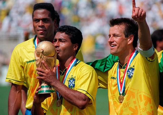 Чемпионы 94 года - бразильцы