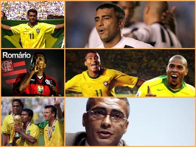 Легенда бразильского футбола