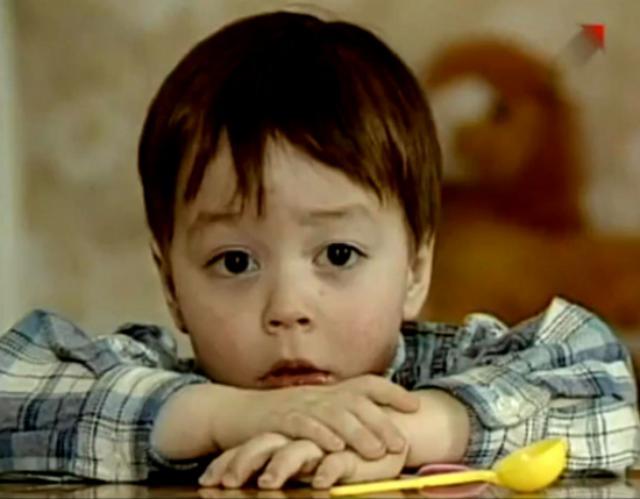 "Знаменитый мальчик из ""Устами младенца"" Марк Амодео"