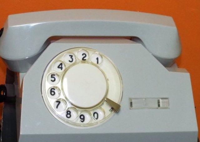 Звуки 90-х - тарахтение телефона