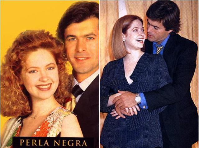 Популярные аргентинские мелодрамы - Perla Negra