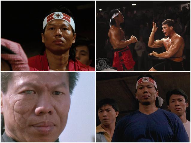 Мастера боевых искусств - Боло Йен