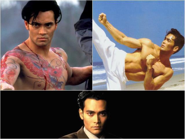 Мастера боевых искусств - Дакаскос