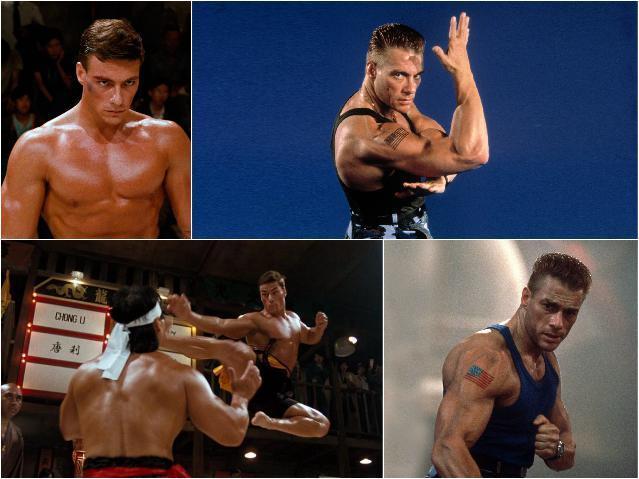 Мастера боевых искусств - Ван Дамм
