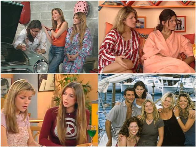 Молодежные сериалы 90-х - Грезы любви