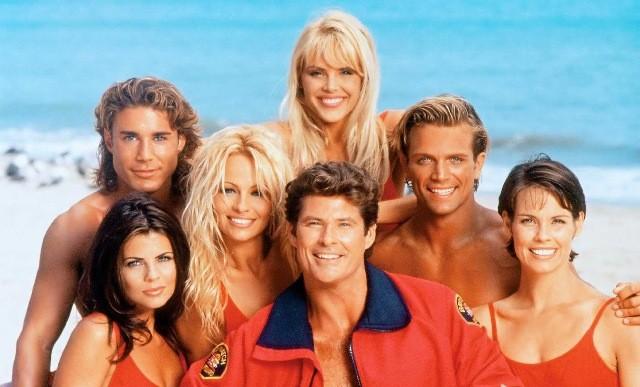 Молодежные сериалы 90-х - Спасатели Малибу