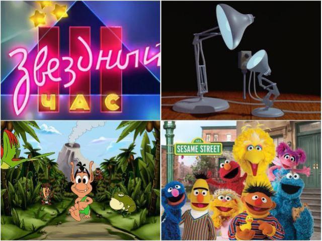 Телевидение 90-х
