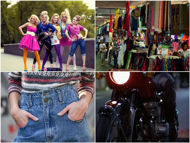 Одежда и мода 90-х