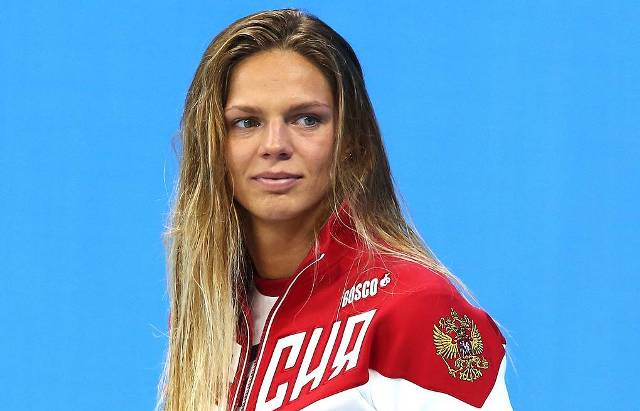 Рожденные в 1992 году - Efimova