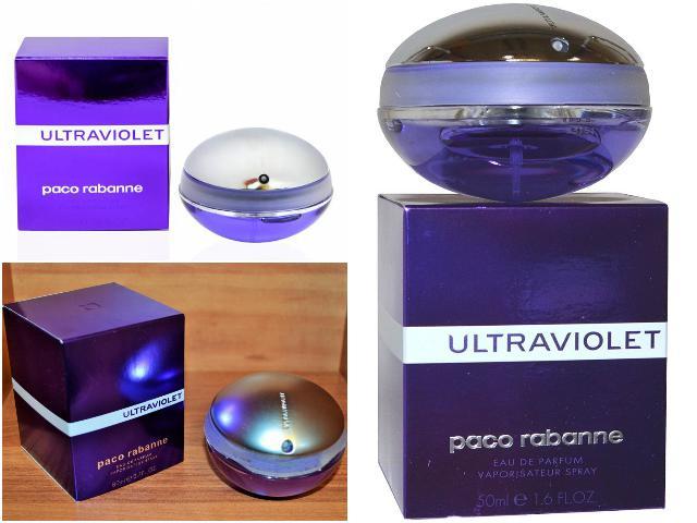 духи 90-х Ultraviolet Paco Rabanne