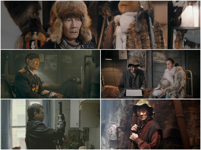 кадры из фильма кочегар