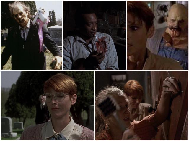 кадры из фильма ночь живых мертвецов