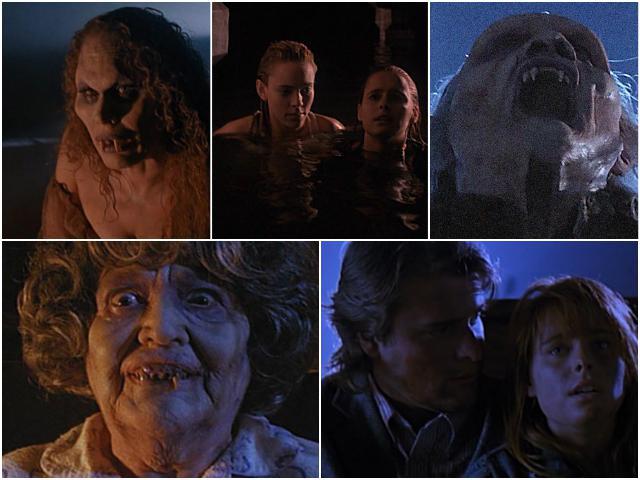 кадры из фильма дети ночи