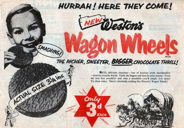 Первые успехи Wagon Wheels