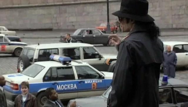 Концерт Майкла в Москве 93 года