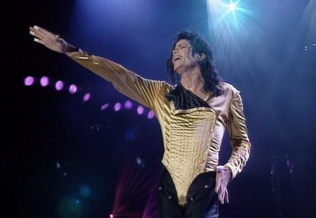 Выступление Майкла в Лужниках