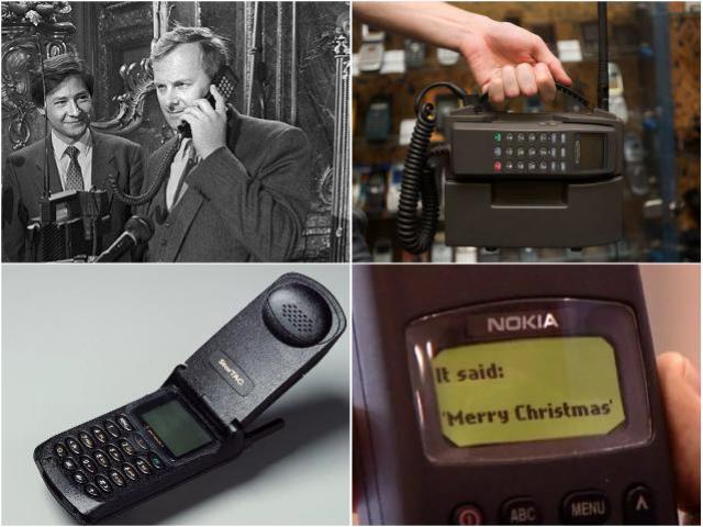 История сотовой связи в России