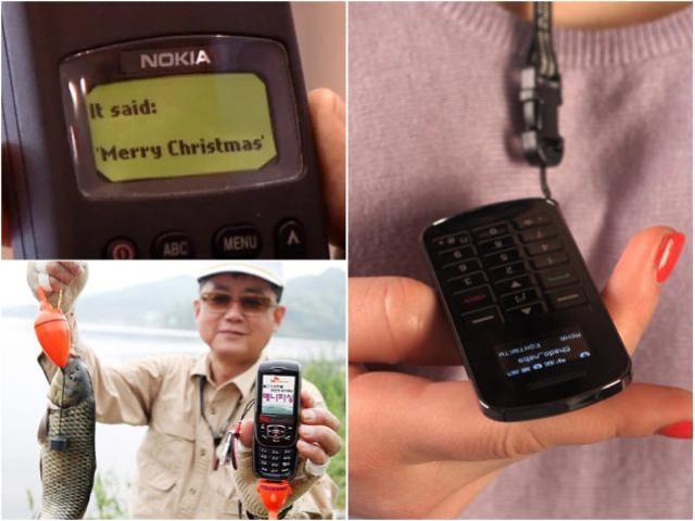 Интересные факты о телефонах 90-х годов