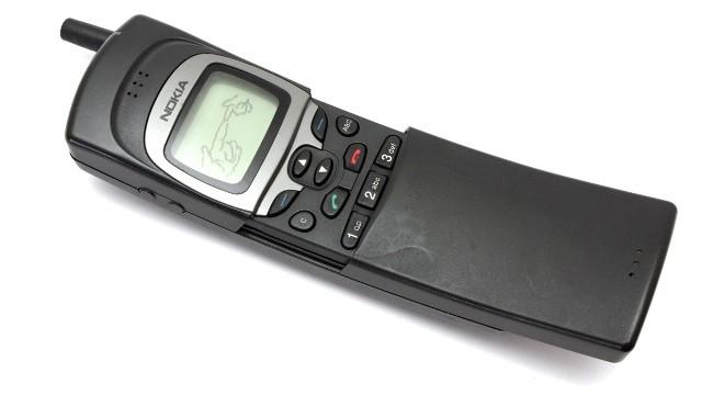 Телефон Нокия 90-х годов