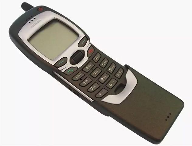 Телефон Нокия с WAP браузером