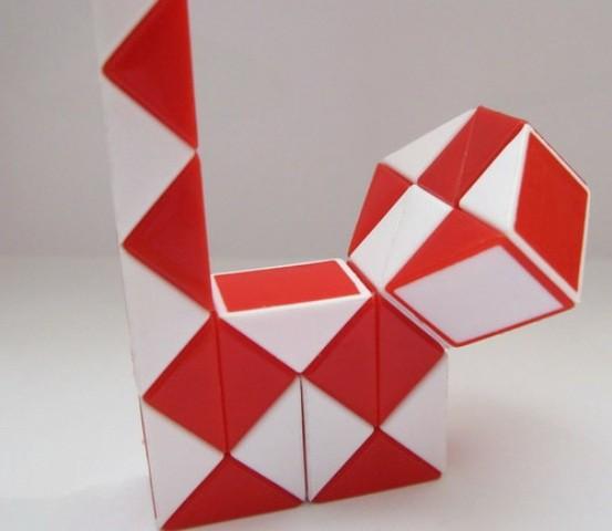 Змейка Рубика - котенок