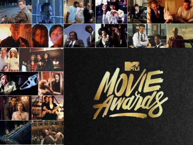 MTV Movie Awards - лучшие фильмы 90-х