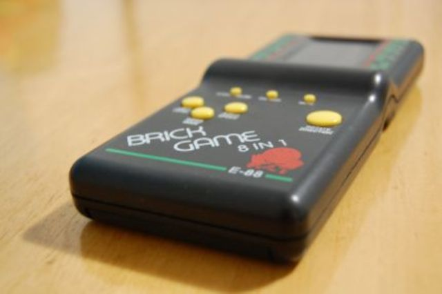 Brick Game 8 in 1