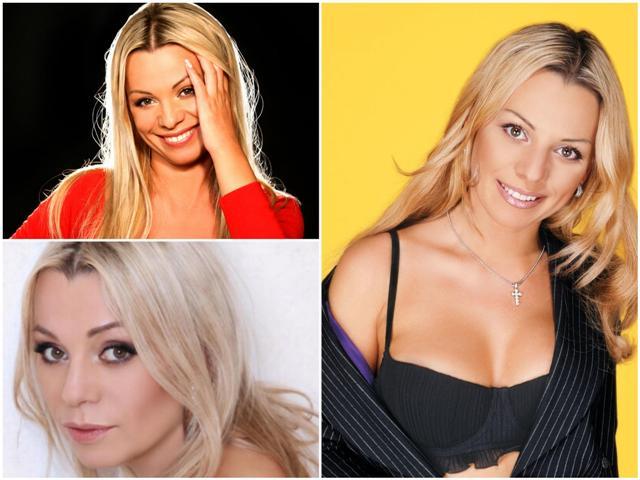 Самые красивые певицы - Ирина Салтыкова