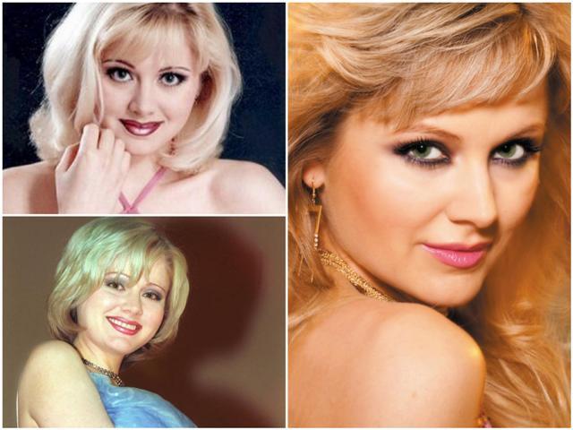 Самые красивые певицы - Натали