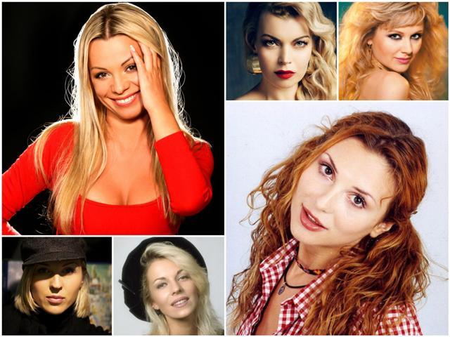 Самые красивые певицы 90-х