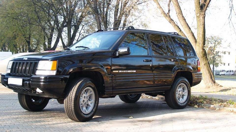 Jeep Grand Cherokee - отличный выбор