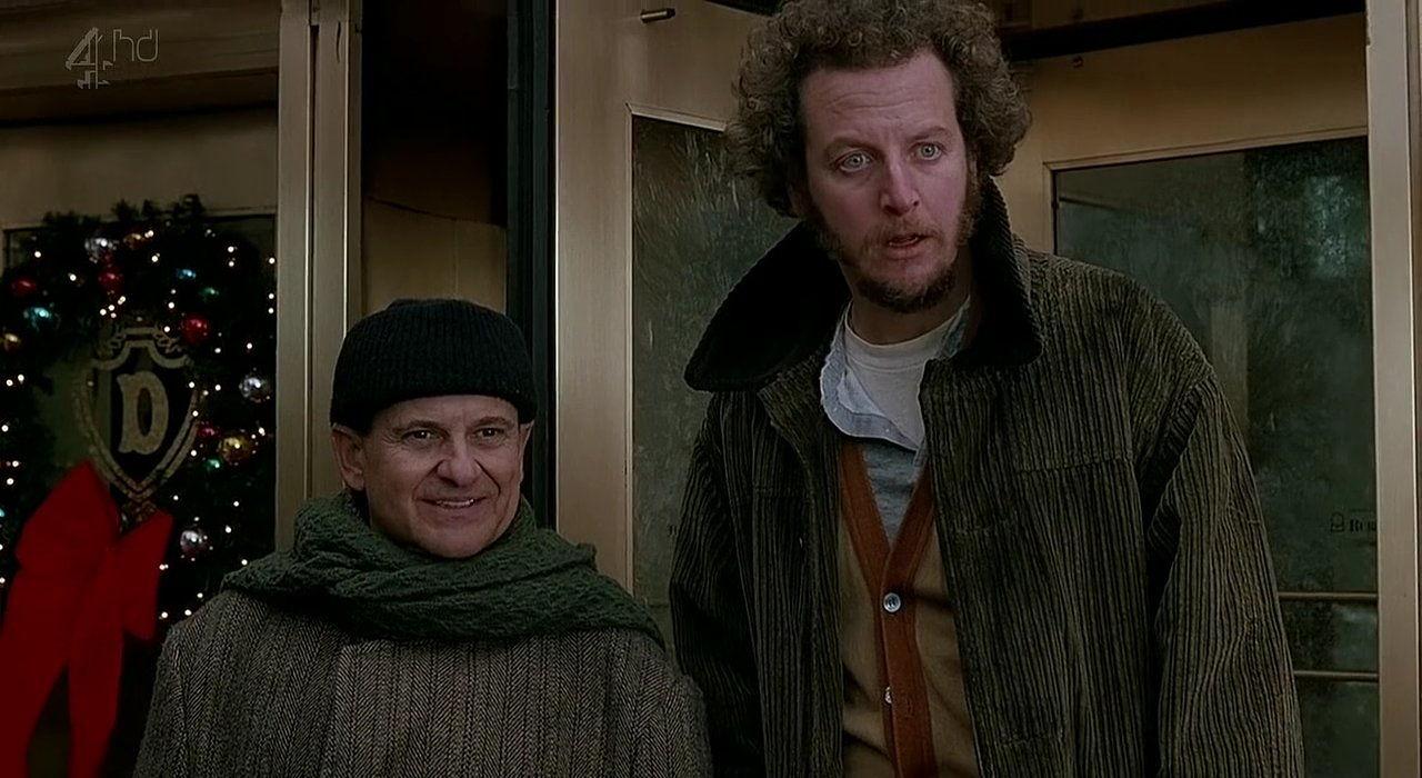 «Один дома» – рождественский фильм 90-х