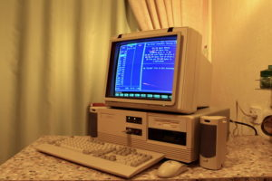 Компьютер 90-х