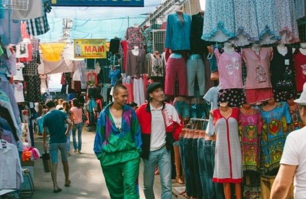 Рынки 90-х