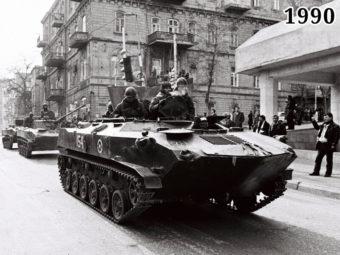 Ввод советских войск в Баку