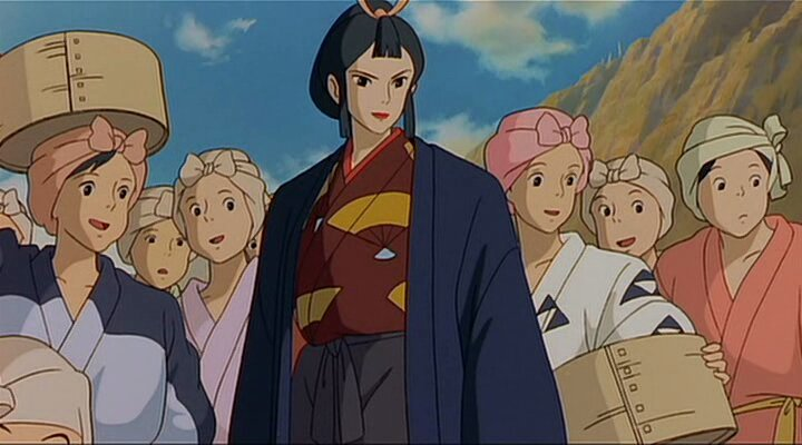 Принцесса Мононоке(1997)