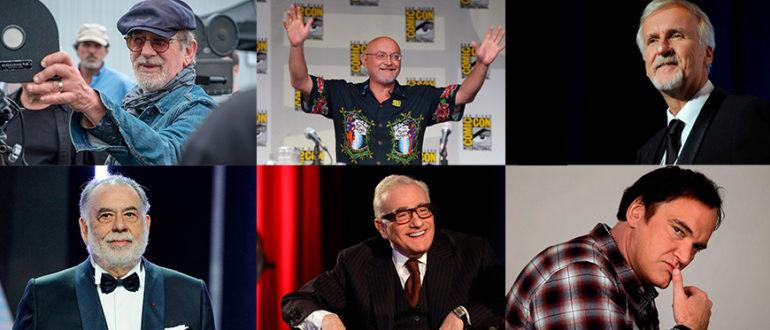 Самые известные кинорежиссеры 90-х