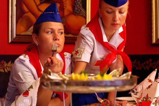 Ресторан «Зов Ильича»